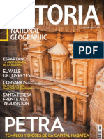 Historia National Geographic Nº135 PETRA
