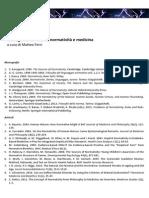 bibliografia  ferri  normativity medicine
