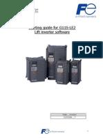 Fuji Starting Guide G11S-LE2 _Lift_7