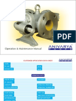 Heavy Duty Gear Pumps / AERN Series Pumps