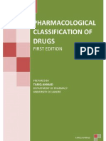 Pharmacological Classification of Drugs (First Edition) by Tariq Ahmad