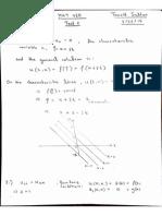 Mat 450(Pde), Test 2