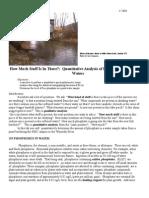 Phosphorus Analysis