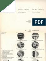 Roth, Modelos de Aquitectura. 1940