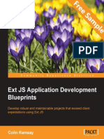 Ext JS Application Development Blueprints - Sample Chapter