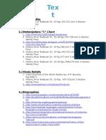 6 ) bibliography
