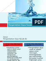 PSDA 4. Pengendalian Daya Rusak Air