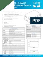 Accubar SDI-12 AWOS Barometric Pressure Sensor 5600-0122.pdf