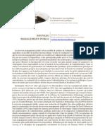 Nouveau Management Public DICTIONNAIREnouveau_mpApril15