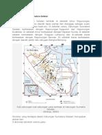 Tektonik Cekungan Sumatera