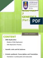 Chap 7 Genetics PART 2