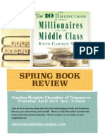 Gordon Heights Chamber of Commerce Book Review Series