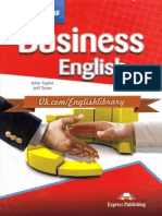 Career Business English Sb