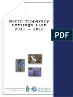 north tipperary heritage plan