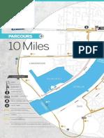 9 April 10 Miles 10-11 Parcours