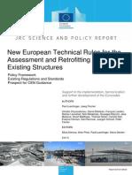 JRC Report Existing Structures - JRC izvješće o postojećim građevinama i pravilima za njih