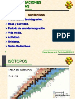 Radiactividad Clase Ppt