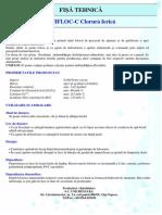 Clorura Ferica Solutie 40% - 14ro