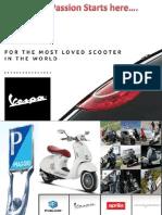 Vespa Booklet 2014