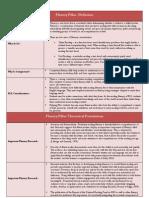 5 pillars fluency final