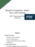 Machine2 Shafts