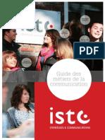 Guide Des Metiers de La Communication