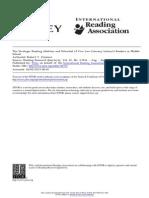 Strategic Reading Ability - Jimenez 1997