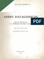 andes patagónico