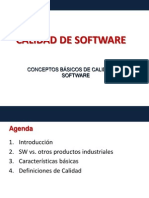 Fundamentos de La Calidad Del Software