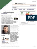 The Joyless Economy