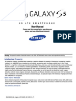 ATT SM-G900A Galaxy S5 English User Manual KK NCE F3