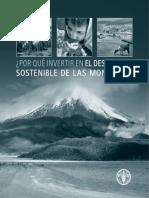 Porque Invertir en El Desarrollo Sostenible de Las Montañas