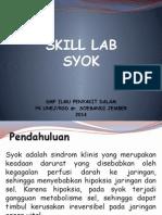 SKILL LAB Syok