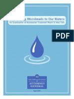 2015 Microbeads Report FINAL