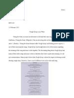 ENC1101 Paper 2 -2