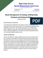 Wastewater Management 050814