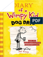 Diary of a Wimpy Kid 4 - Dog Days