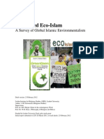 Report Globalized Eco Islam a Survey Schwencke vs 24 February 2012 PDF