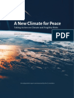 New Climate for Peace
