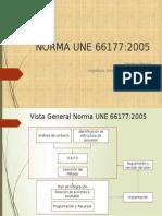 Norma Une 66177