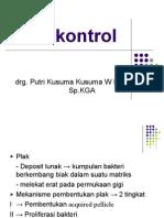 Plak Kontrol 09