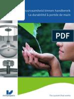 Duurzaamheid Binnen Handbereik La Durabilité à Portée