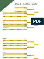 Federal C Semifinal Vuelta