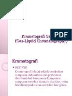 Ppt Kromatografi Gas cair, presentasi kromatografi gas