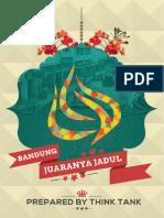 Bandung Juaranya Jadul PR Campaign