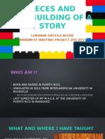 pieces and building of a story- lorimar ortega beede- demo