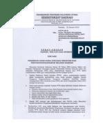Prosedur Uang Muka (Panjar) Kegiatan Dan Pertanggungjawaban Belanja Daerah