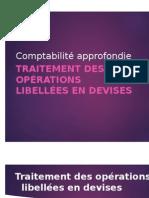 Compta Approfondie -Traitement opérations en Devises