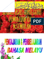 Bahasa Melayu Dalam Pemulihan