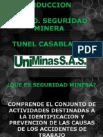 seguridad minera